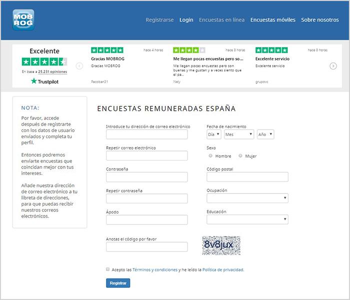 para entrar en mabrog debes registrarte como usuario de la plataforma