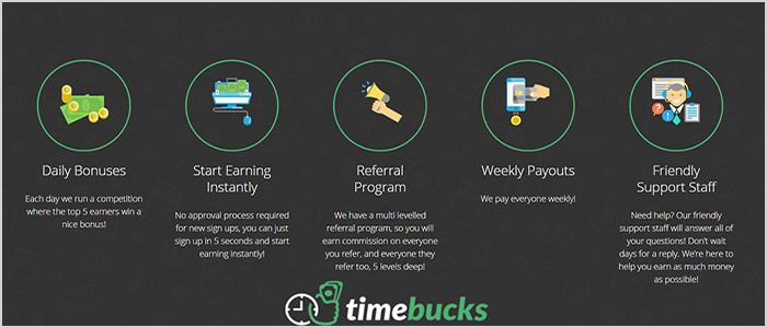 trucos y estrategias para ganar mas dinero en timebucks